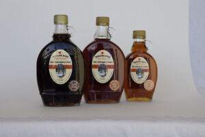 100% Pure Ontario Maple Syrup For Sale - Best On-line Prices!