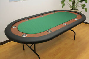 Poker Table Excellent Condition Includes Cover