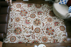 100% Wool 9' X 12' Area Rug for sale