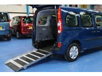Renault Kangoo 1.6 Expression Wheelchair car disabled accessible vehicle