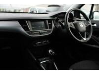 2018 Vauxhall CROSSLAND X SE 1.2 SE 5DR SUV Petrol Manual