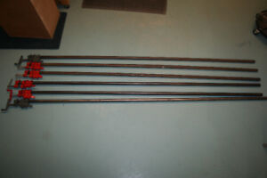 Pipe Clamps for Sale