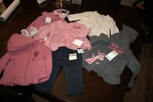 Baby Clothes size 3 to 18 months, NEW Gap and Gymboree