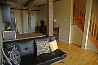 2 Story Open-Concept Loft - Sleeps 6 - Great for Pan Am Games!