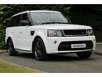 2012 Land Rover Range Rover Sport 3.0 SD V6 HSE Red Edition 4X4 5dr