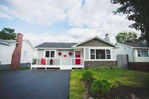 A MUST SEE!! FULLY RENOVATED HOME IN EAST END ST.JOHN'S!!