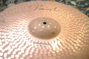 """20"""" Paiste Dimensions Ride Cymbal"""
