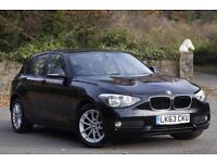 2013 BMW 1 SERIES 114D SE HATCHBACK DIESEL