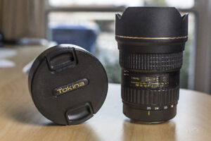 Tokina AT-X Pro FX 16-28mm f/2.8 For Canon - WIDE ANGLE