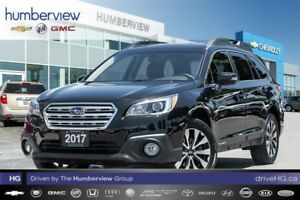 2017 Subaru Outback 2.5i Limited NAVIGATION|BACK UP CAMERA|SU...