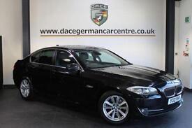 2012 12 BMW 5 SERIES 2.0 520D EFFICIENTDYNAMICS 4DR 181 BHP DIESEL