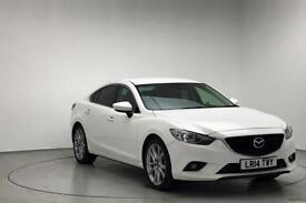 Mazda Mazda6 D SPORT NAV DIESEL MANUAL 2014/14