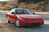 Looking For Nissan 240sx!!!