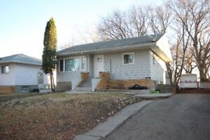 2 Bedroom main floor suite backing Wascana Park December 1st
