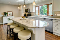 Kitchen Bathroom Basement Development & Reno •••FREE ESTIMATE