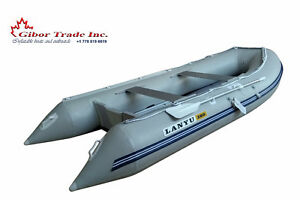 Best price guarantee 12 ft inflatable boat  Aluminum floor