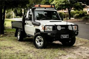 2010 TOYOTA LANDCRUISER WORKMATE (4x4) VDJ79R 0 DIESEL TURBO Welshpool Canning Area Preview