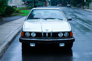 1977 BMW E24 6-Series CSi Coupe (2 door)