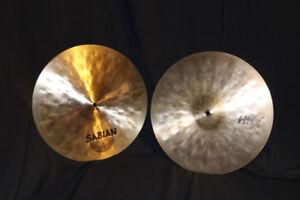 "Sabain HHX 15"" Groove Hats - Hi Hats"