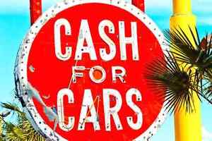 We buy  unwanted cars cash paid