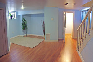 Basement Apartment (Eglinton & Dufferin) 1 BEDROOM + DEN