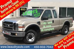 Ford Super Duty F-250 SRW 4WD SuperCab XLT 2008