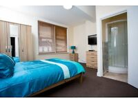 ENSUITE DOUBLE ROOM TO RENT, ALL BILLS INC , FULLY FURNISHED, WIFI, CLEANER, SKY TV IN ROOM