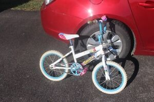 "Girl's 16"" Bicycle"