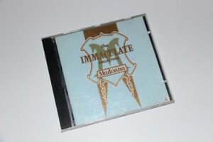 CD-MADONNA THE IMMACULATE COLLECTION-MUSIQUE/MUSIC (C022)