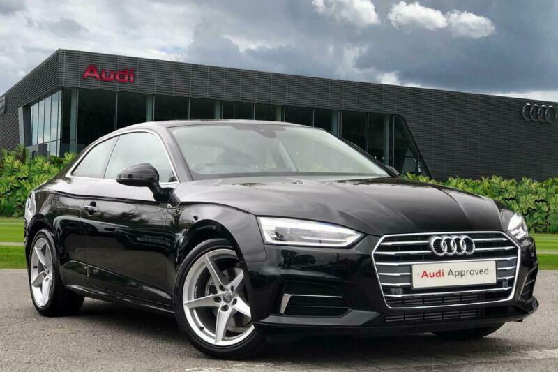 2019 Audi A5 Coup- Sport 35 TFSI 150 PS S tronic Petrol ...