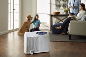 Master Craft Large Room HEPA Air Purifier, New