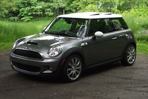 2009 Mini Cooper S Turbo Cuir Toit Panoramique