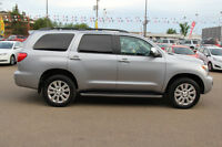 2012 TOYOTA SEQUOIA PLATIMUN SUV 8-PASSENGER LOADED!!! NAV/DVD