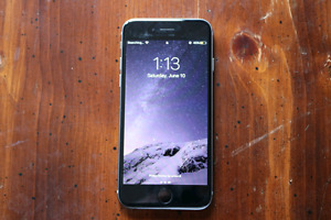 Unlocked IPhone 6 16GB