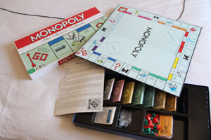 MONOPOLY - $15 - BOARD GAME