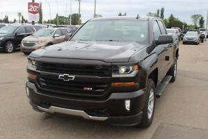 2018 Chevrolet Silverado 1500 Double Cab 2LT Z71 4x4- True North