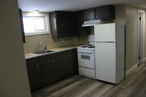 Just Renovated 1 Bedroom in East City