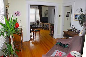 NICE LARGE APT IN DOWNTOWN AREA