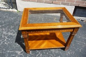 Corner or end table. $40