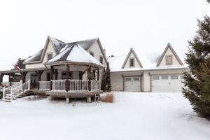 HOUSE AND TREE FARM FOR SALE 35 acres 5 bed/3 bath