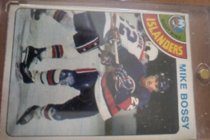 Mike Bossy Rookie