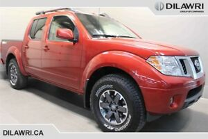 2015 Nissan Frontier Crew Cab PRO-4X at