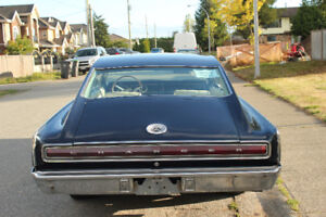 1966 Dodge Charger-Great Condition