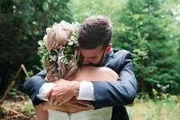 Documentary Style Wedding Photography for Intimate Weddings!