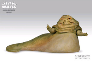 Sideshow jabba the hutt new in box