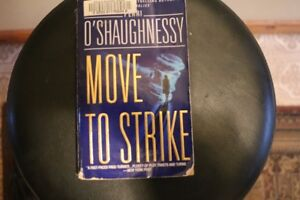 - Perri O'Shaughnessy - Move To Strike (Paperback) -