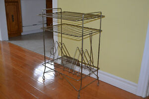 Vintage Record Rack for Sale