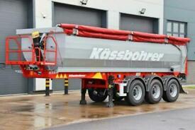2021 KASSBOHRER 3 Axle Tipping Trailer
