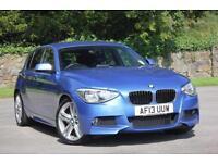 2013 BMW 1 SERIES 116I M SPORT HATCHBACK PETROL