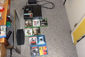 1TB Xbox with some sick games and stuff